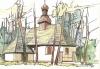 Zdjęcie: Gmina Piaski w akwarelach